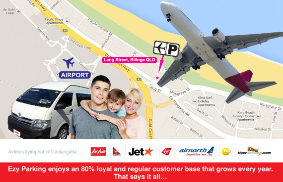 Gold Coast Airport Parking Directions