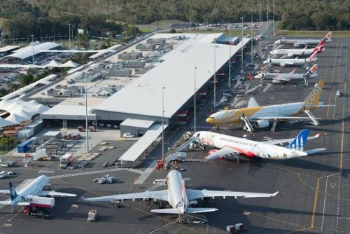coolangatta airport parking