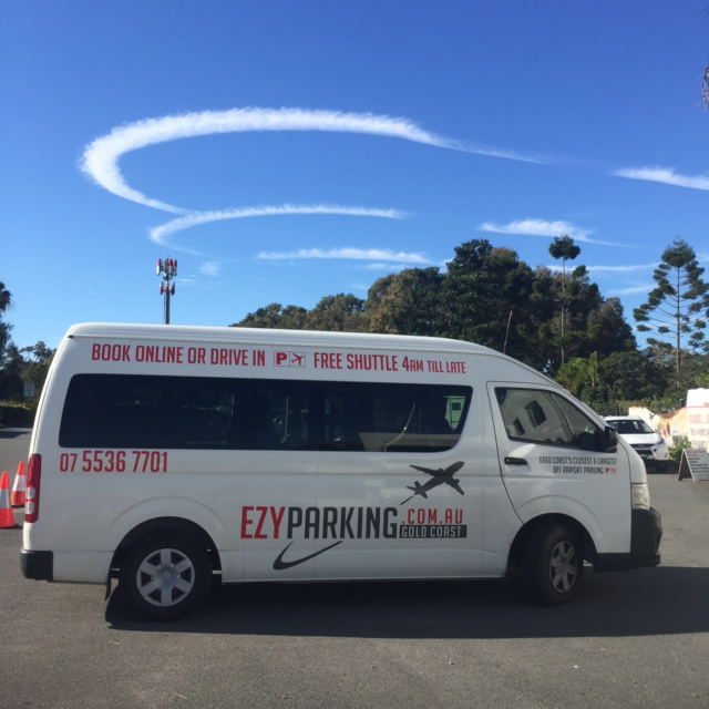 Ezyparking Goldcoast airport shuttle