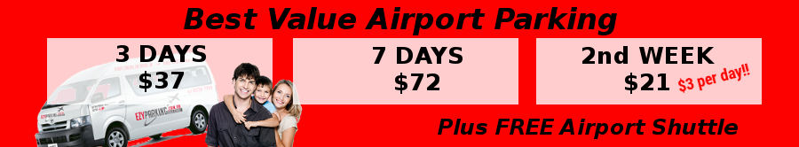 Airport Parking Specials